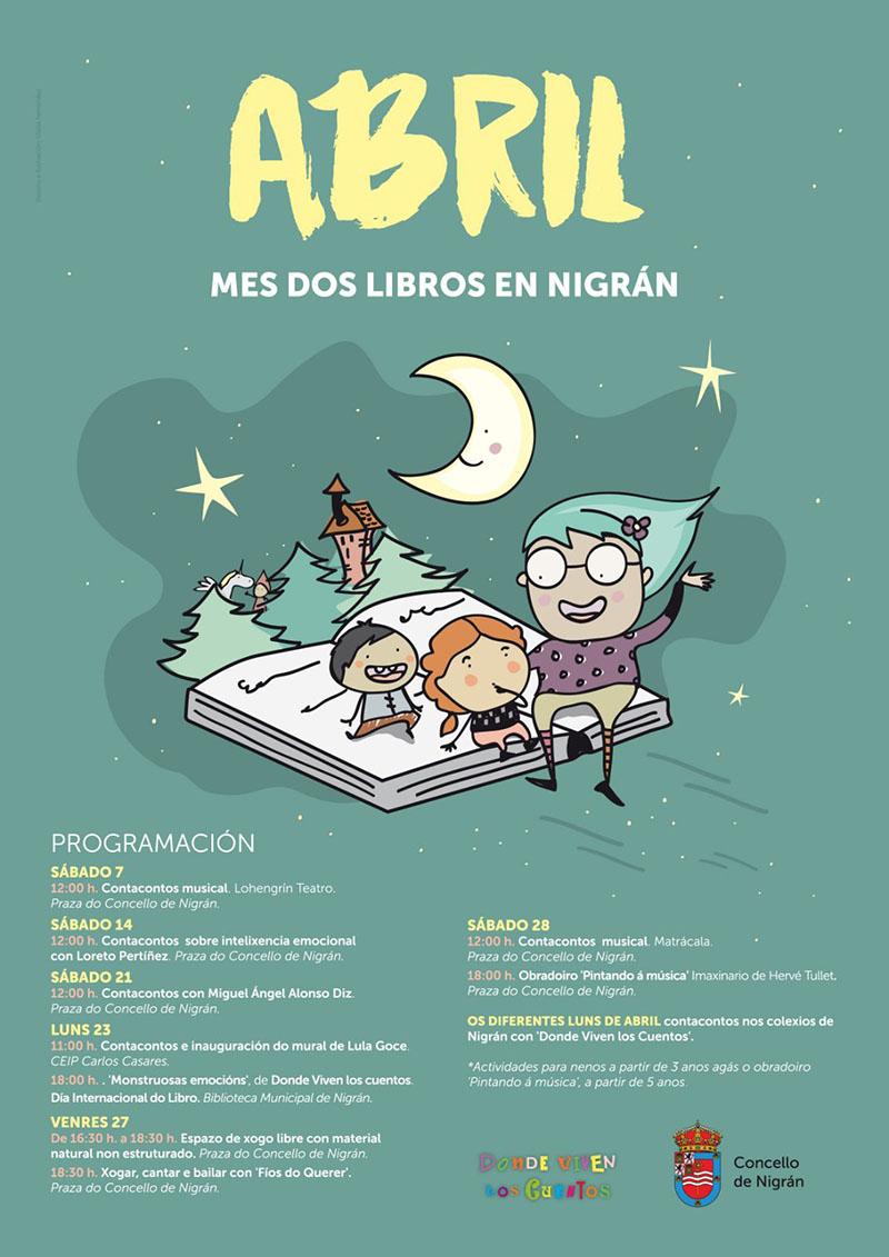Colaboración concello nigran