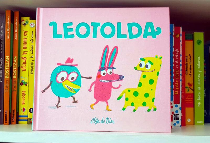 cuentacuentos leotolda nigran