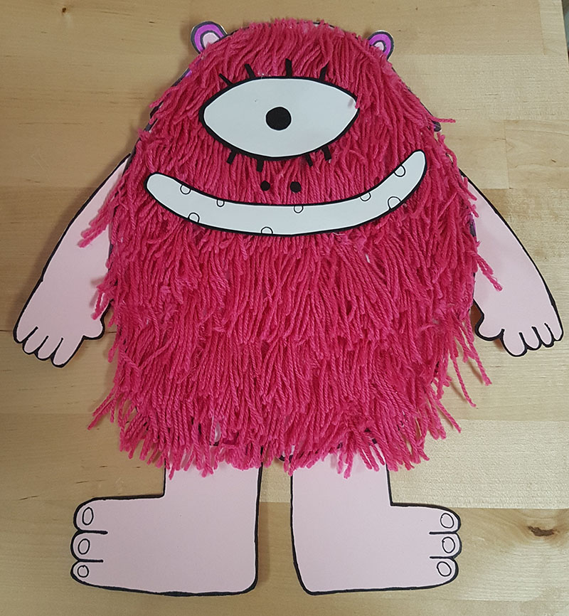 monstruo rosa taller diversidad nigran