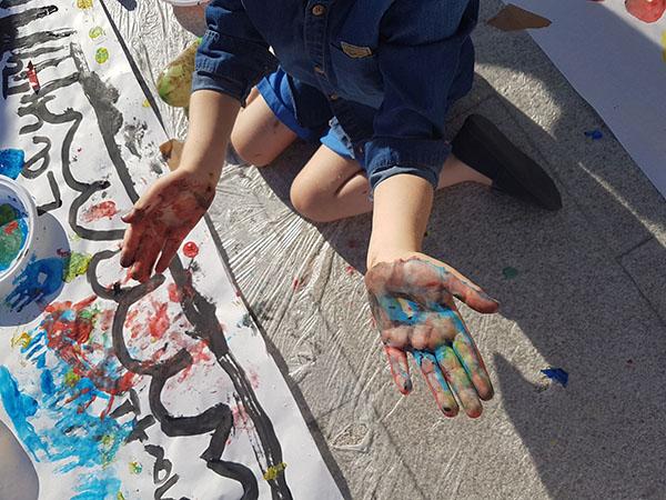 pintando la musica taller herve tullet 5