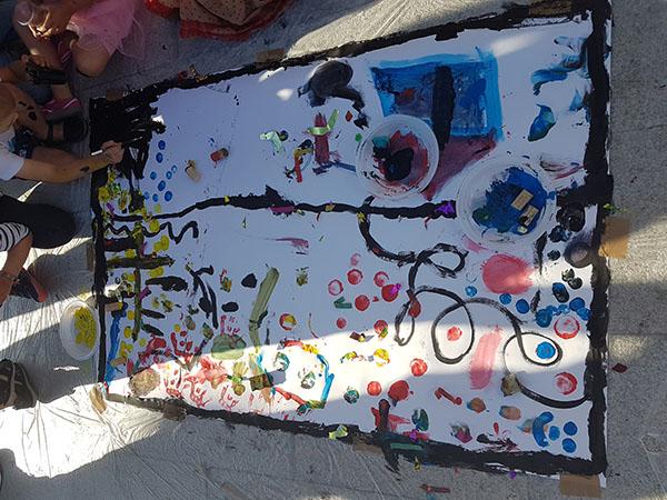pintando la musica taller herve tullet 9