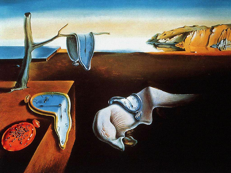 taller arte vanguardias surrealismo dali nigran