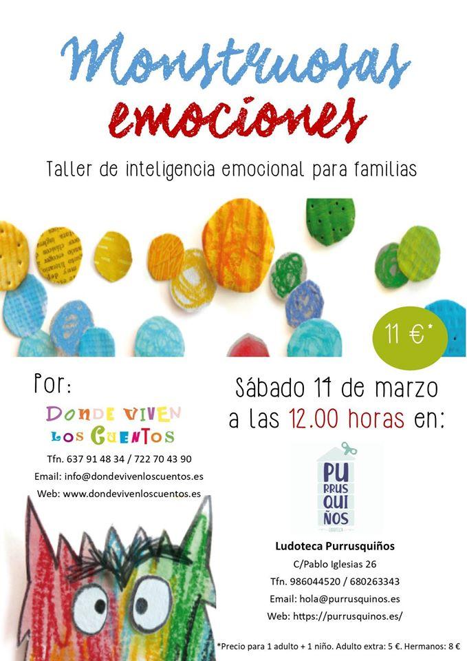 Taller de inteligencia emocional para familias