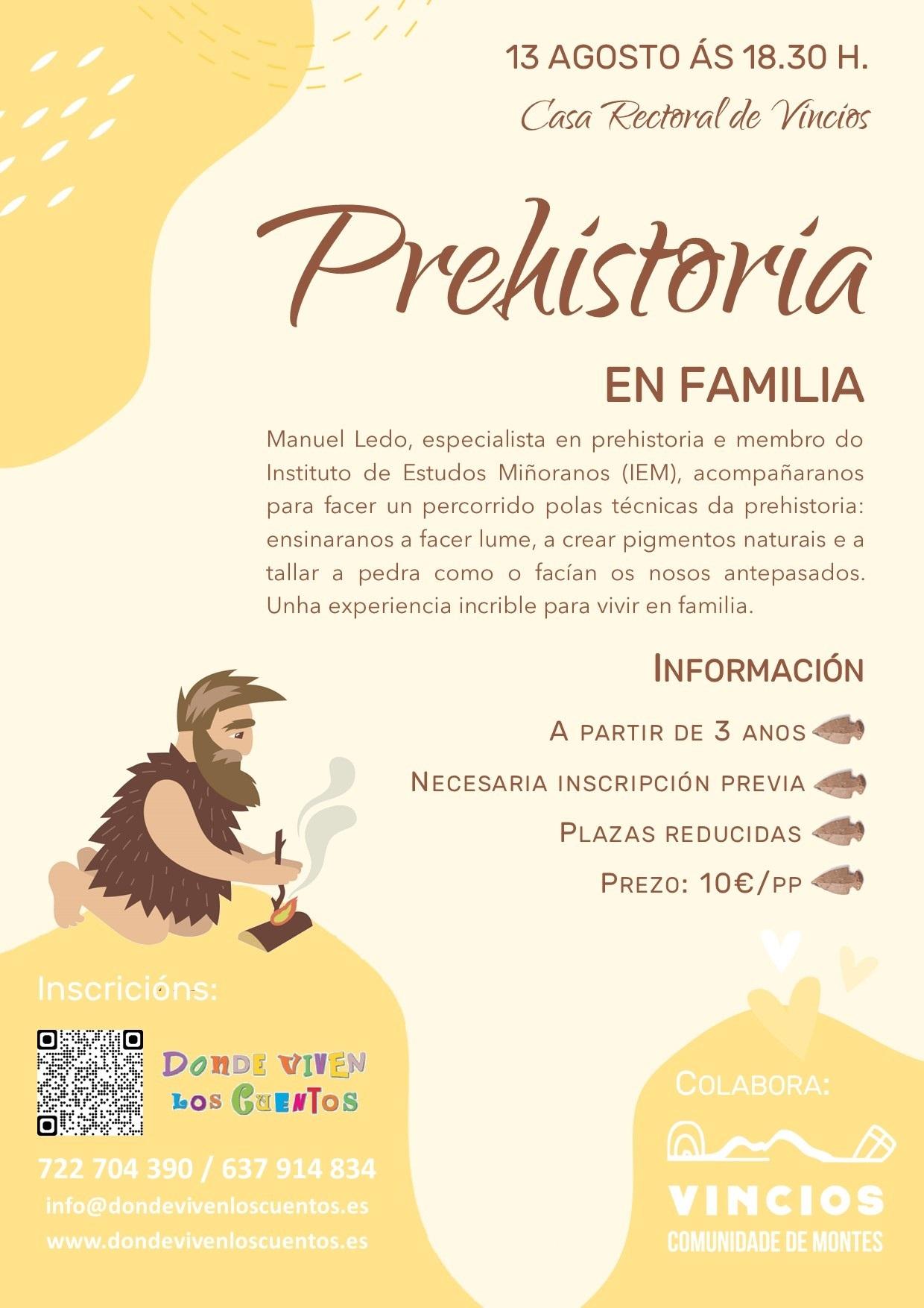 Taller de prehistoria